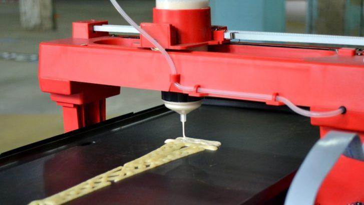 3D printer food voedsel
