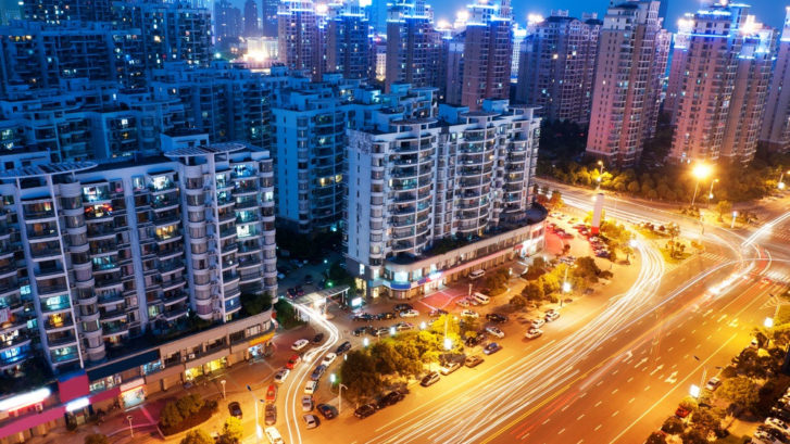 Barry Peet, China, Wuhan