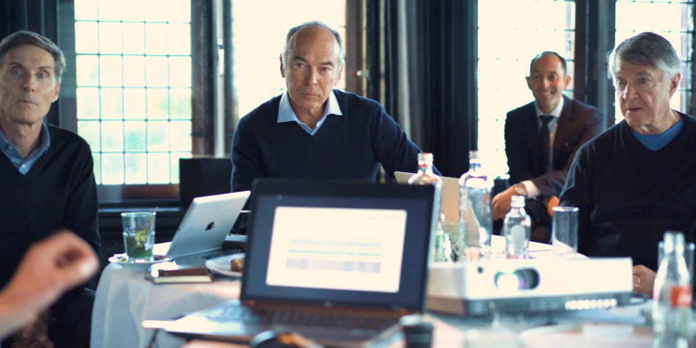 J. Donald Plumley, Thomas L. Doorley, sage partners Sage venture accelerator, Sage Partners; ; Sage Venture Accelerator Januari 2019