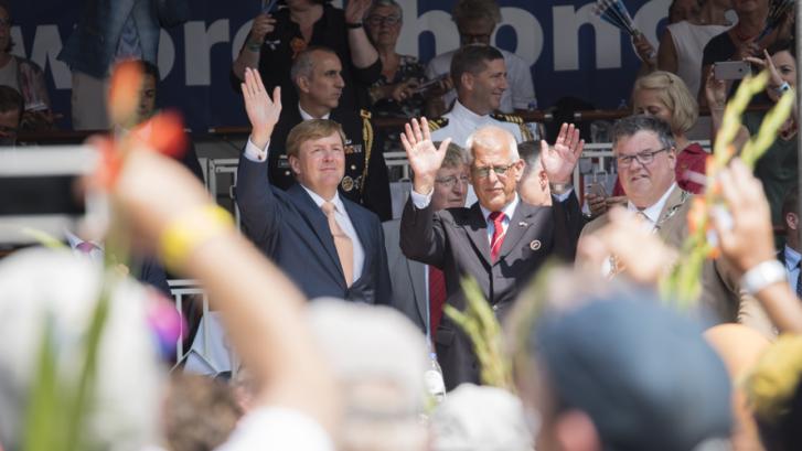 Koning Willem-Alexander Nijmegen