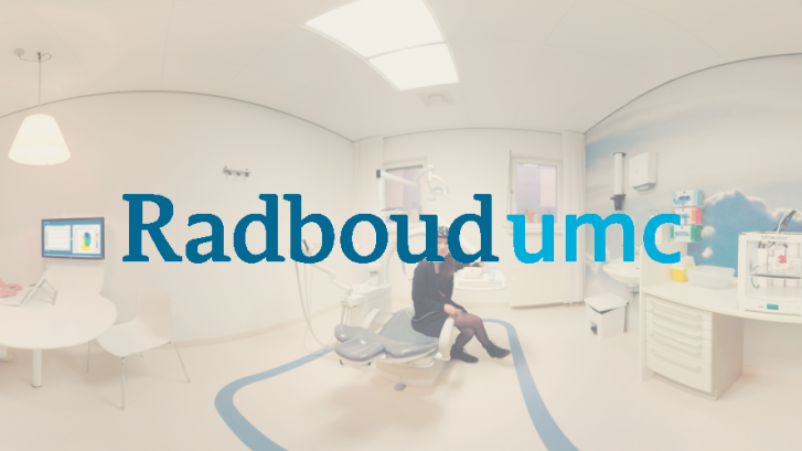 Ventilatorpal; Free Flap Patch, Duurzaamste leverancier; Radboud New Frontiers 2018 Radboudumc; slim shirt Radboudumc