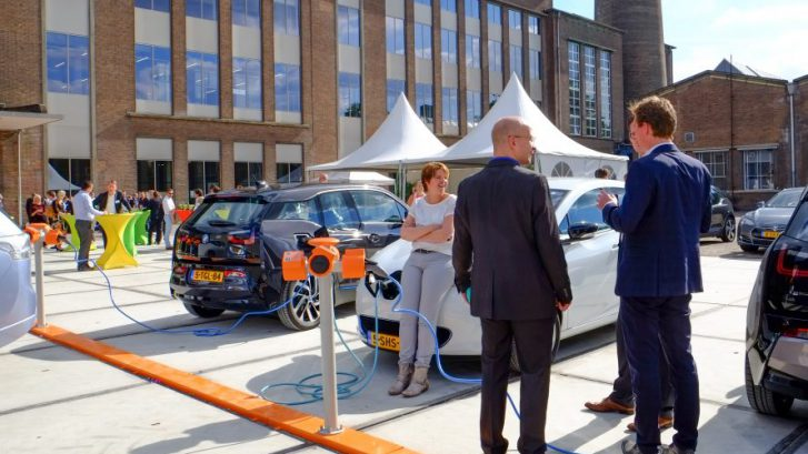 IPKW - Laadplein; Circular Economy Awards