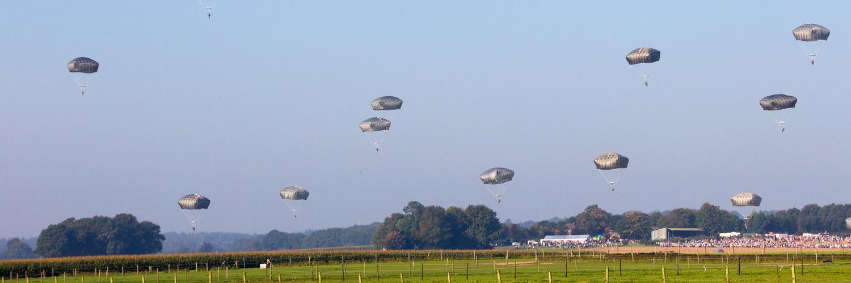 Airborne Herdenkingen 2018