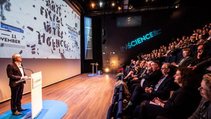 Opening InScience 2018; Vijfde editie Inscience
