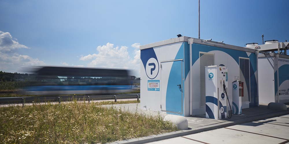 h2-drive; deelnemers h2; Waterstoftankstation Arnhem, H2-Drive