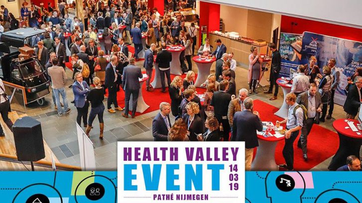 Health Valley Event 2019; Health Valley Bridge-prijs