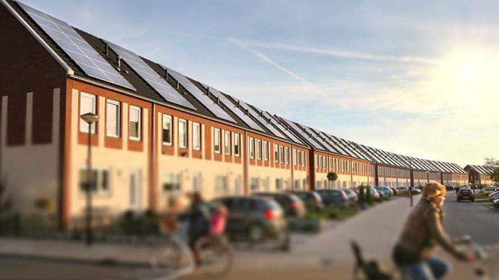 smart grids; zonne-energie