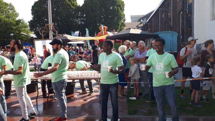 Ignite Award Refugee Team