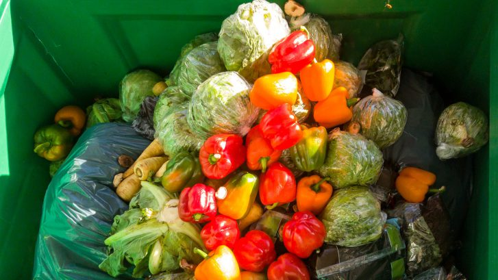 monitor voedselverspilling; resultaten onderzoek too good to go; Minder voedselverspilling