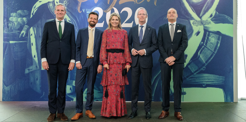 Koning Willem I Prijzen 2020; Koning Willem I Prijs