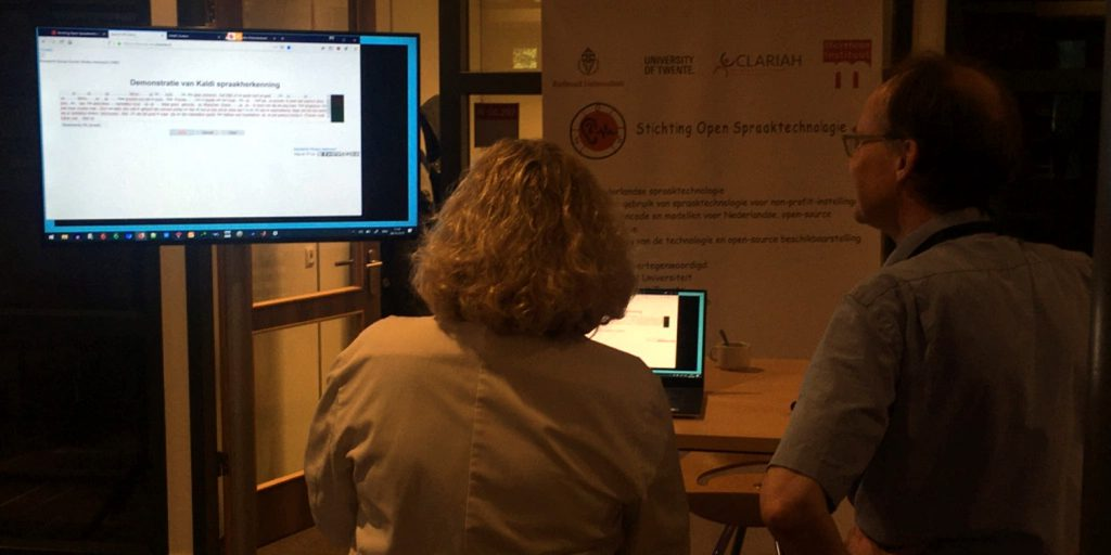 Nijmeegse Stichting Open Source Spraaktechnologie