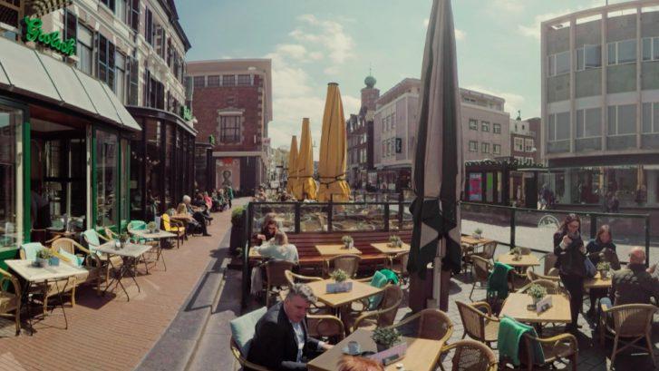 Corona Ondernemerspanel Gelderland; coronacrisis binnenstad