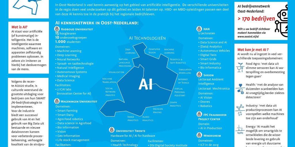 AI-strategie Oost-Nederland