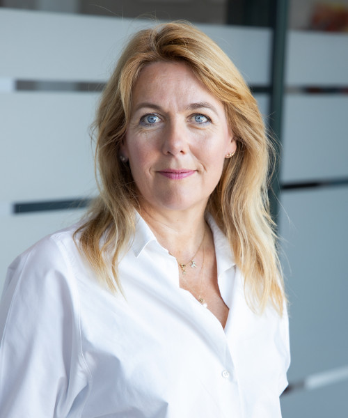Renate Bouwman, civic entrepreneur van het cluster Arbeidsmarkt