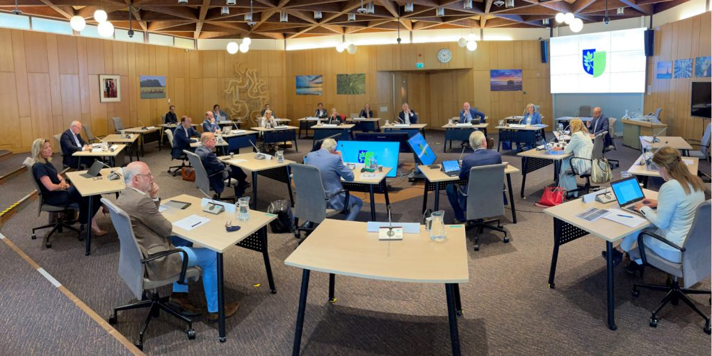 Boardvergadering juni 2021